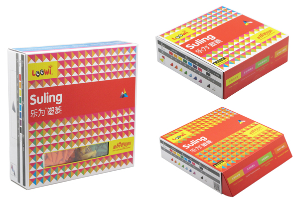 Loowi Suling, Modern Package, Multi-Colors